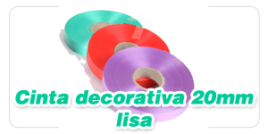 Cinta Decorativa 20mm