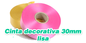 Cinta Decorativa 30mm