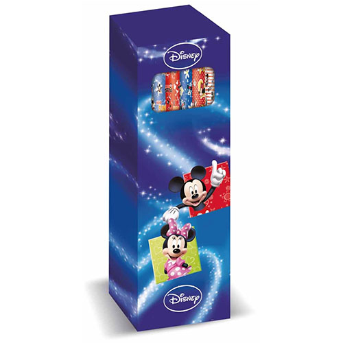 Rollitos Papel Regalo Fantasía 2 m x 70 cm Disney - Mickey & Min